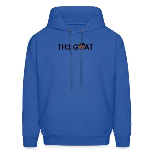 The goat cartoon - Men's Hoodie