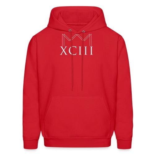 XCIII - Men's Hoodie