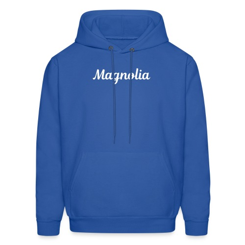 Magnolia Abstract Design. - Men's Hoodie