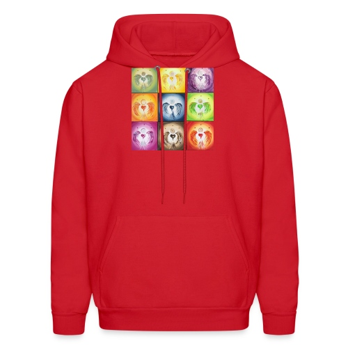 Heartangel Mix - Men's Hoodie
