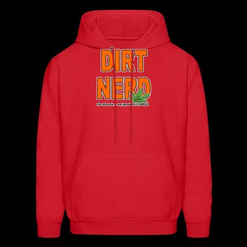 Dirt Nerd - Men's Hoodie
