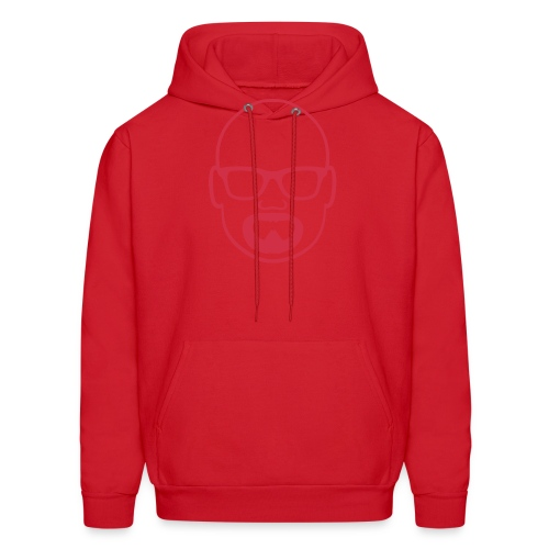MDW Music official remix logo - Men's Hoodie