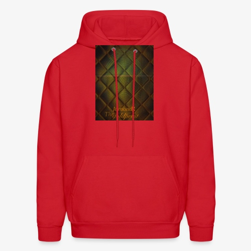 JumondR The goldprint - Men's Hoodie