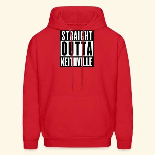 STRAIGHT OUTTA KEITHVILLE - Men's Hoodie