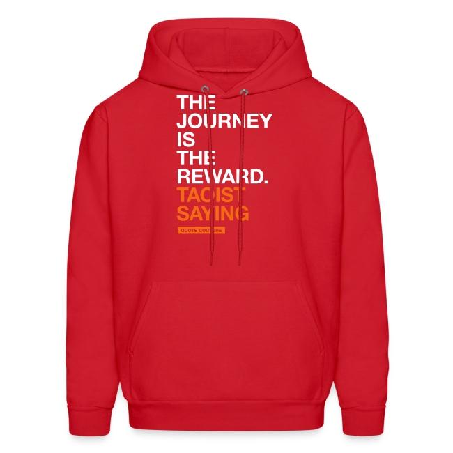 The journey is the reward (men -- bags -- big)