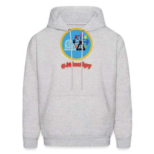 Paradise Pier Explorer Badge - Men's Hoodie