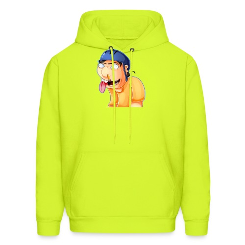 jeffy clipart - Men's Hoodie