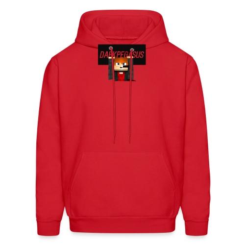 DarkPegasus Medium Red Shirt - Men's Hoodie