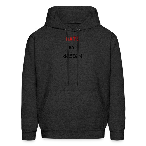 hatebydesign - Men's Hoodie