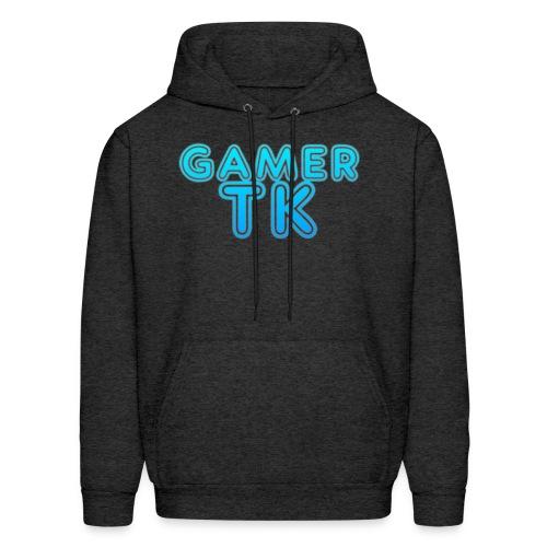 Gamer Tk logo - Men's Hoodie