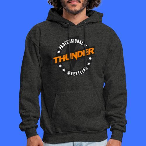 Thunder Pro Wrestling Thunderbolt Logo - Men's Hoodie