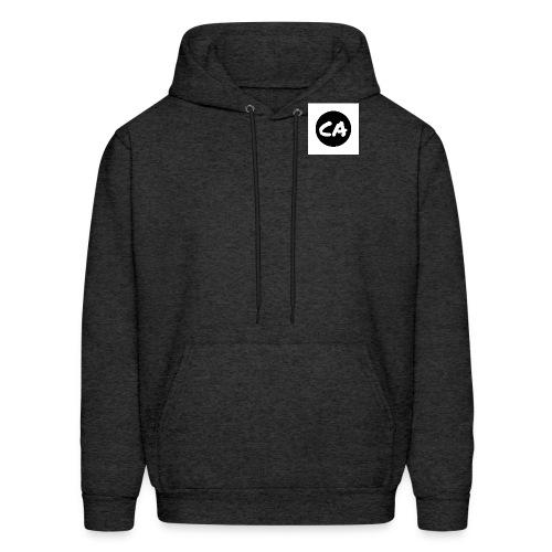 CA Logo - Men's Hoodie