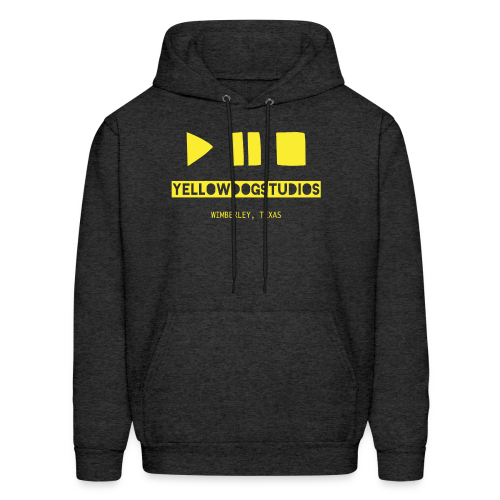 Yellow DOG Studios LOGO - Men's Hoodie