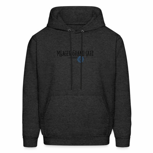 Meager Grand Cafe - Men's Hoodie