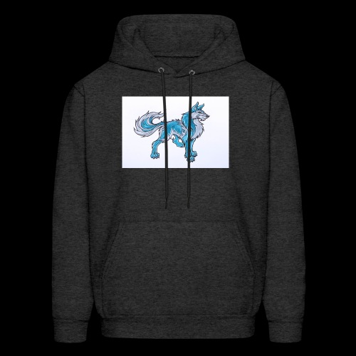Draw Anime Wolves Intro - Men's Hoodie