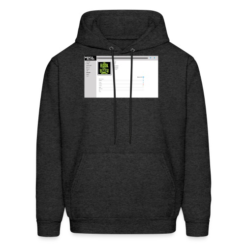 test design234 Design - Men's Hoodie