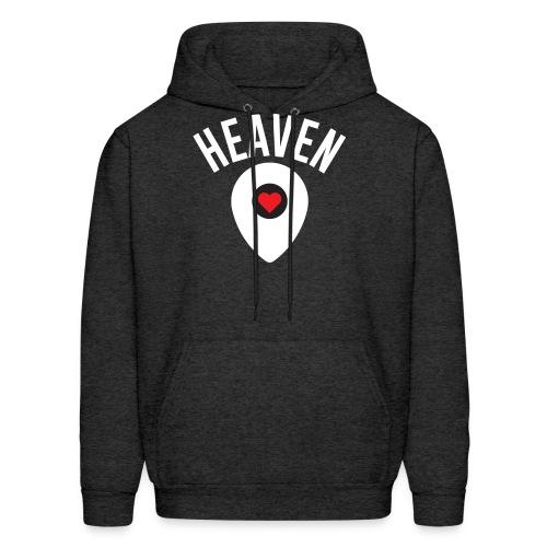 Heaven Is Right Here - Men's Hoodie