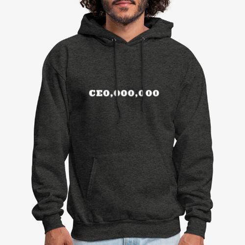 CE0 Hoodie's - Men's Hoodie