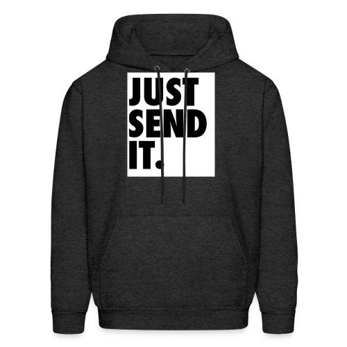 Just send it - Men's Hoodie