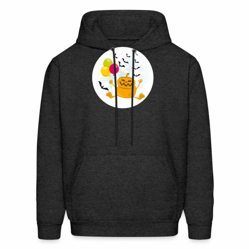 Scary & Funny Halloween Tee - For kids and adults - Men's Hoodie