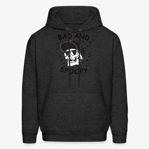 Bad and Spoopy - Men's Hoodie