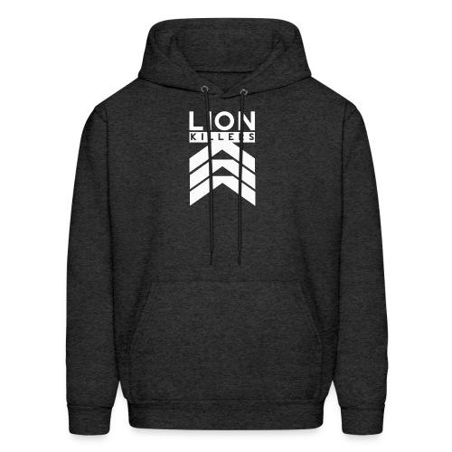 Lion Killers Front Logo - Dark Range - Men's Hoodie