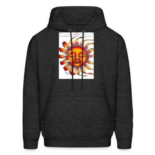 sun designed ☀️ - Men's Hoodie