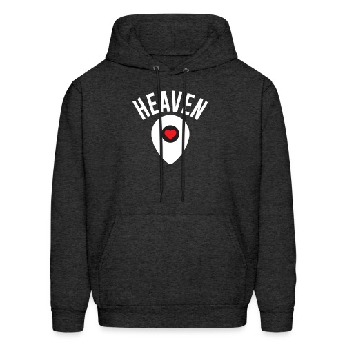 Heaven Is Right Here - Men's Hoodie