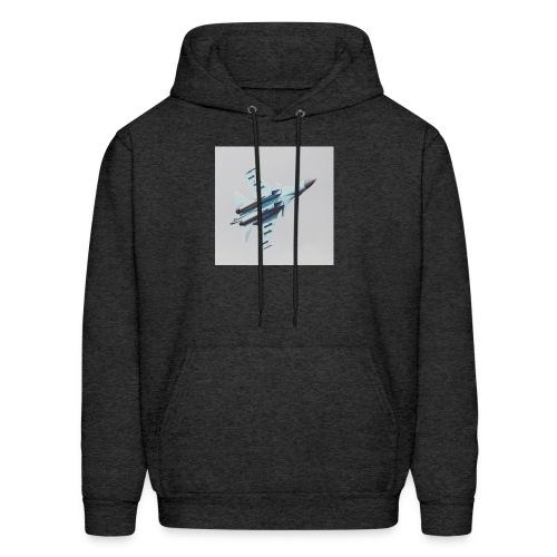 Bomber Flyer - Men's Hoodie