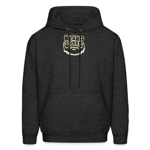 Beard Lover funny tshirt - Men's Hoodie