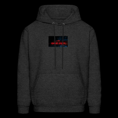 YouTube game over new murch - Men's Hoodie