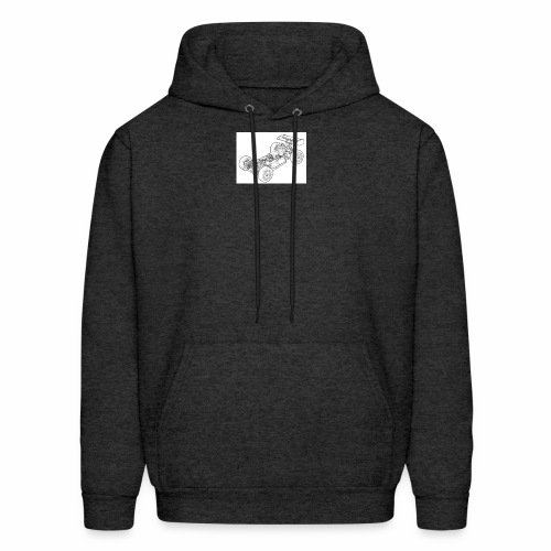 All day rc - Men's Hoodie