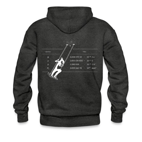 The lil h - Men's Hoodie