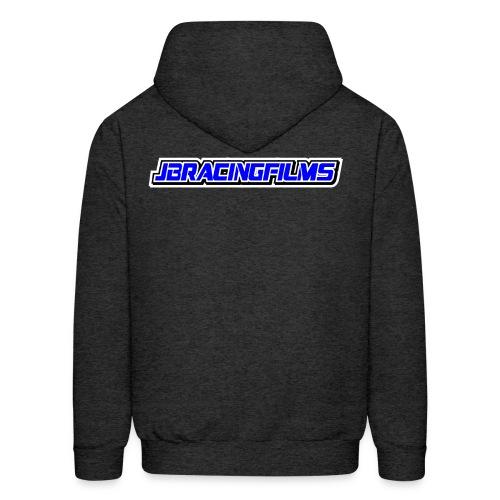 JBracingfilms Logo - Men's Hoodie