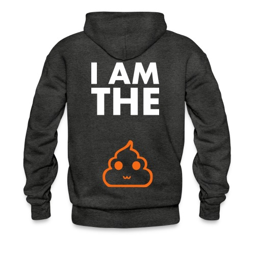 I am the shit T-shirt - Men's Hoodie
