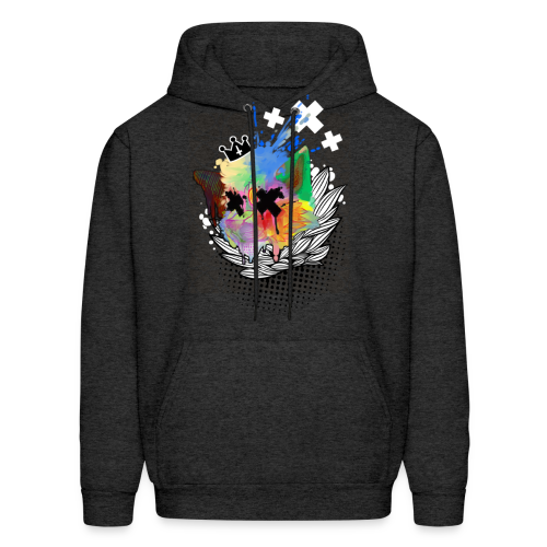 King of Rad - Men's Hoodie