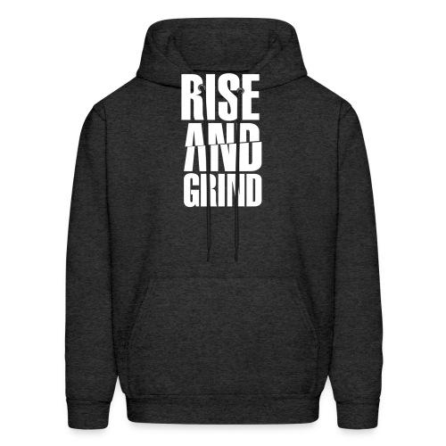 Rise & Grind - Men's Hoodie