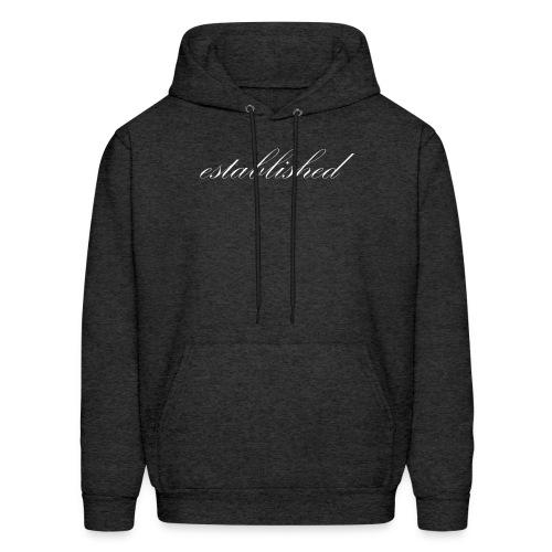 Simply Established - Men's Hoodie