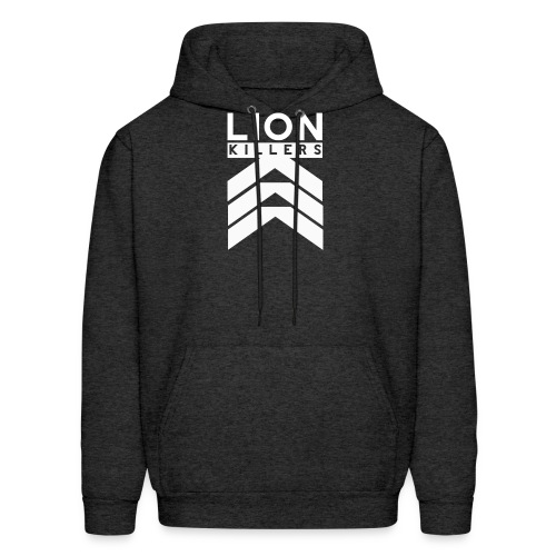 Lion Killers Front Logo - Dark Range - Men's Hoodie