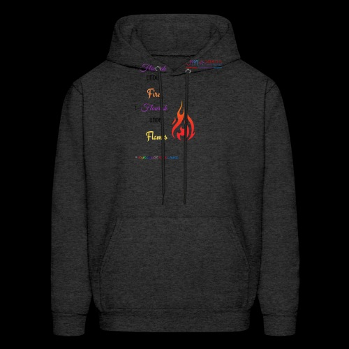 Flourish Under Flames Merch - Men's Hoodie