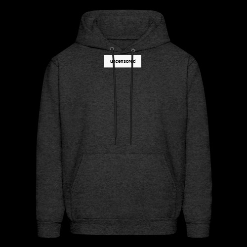 uncensored brand - Men's Hoodie