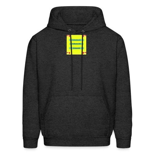 Shirt logo 1 redone - Men's Hoodie