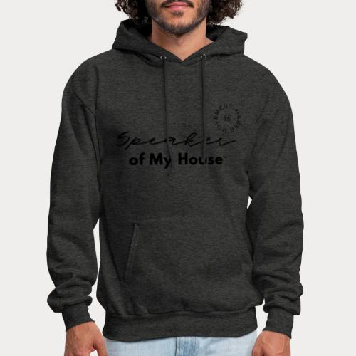 Speaker of My House - Men's Hoodie
