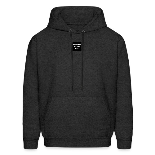 STREAMER BY THE WAY! - Men's Hoodie