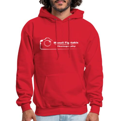 Manoli Figetakis Photography Logo - Men's Hoodie