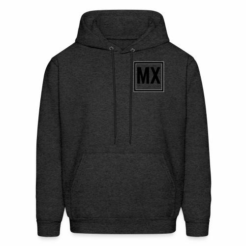 MX Gym Minimal Logo - Men's Hoodie