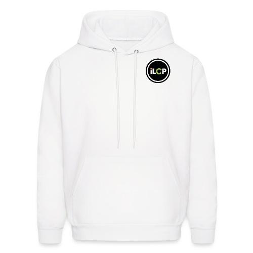 iLCP logo circle - Men's Hoodie
