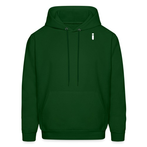 Inscribe Icons Front and Back - Men's Hoodie