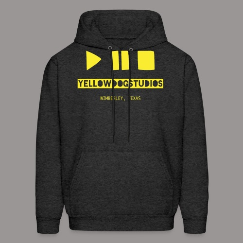 Yellow DOG Studios LOGO - Men's Hoodie