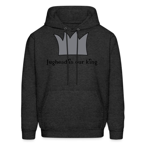 Jughead is our king - Men's Hoodie